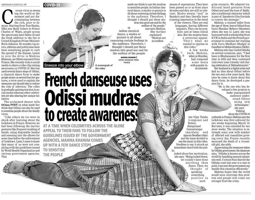 Journal indien Orissapost