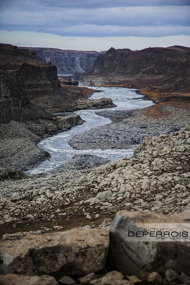 Dettifoss Iceland tirage d'art