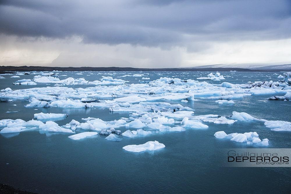 Jokulsarlon Iceland - Édition limitée