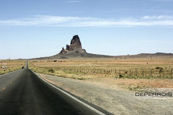 Road to monument valley tirage d'art