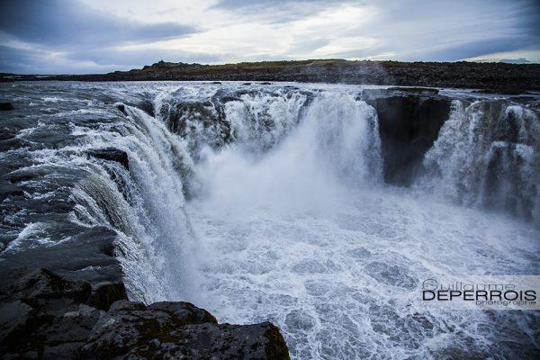 Selfoss Iceland tirage d'art