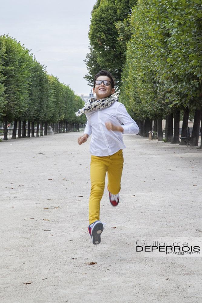 Photographe portrait enfant Mehdi 9 à montpellier