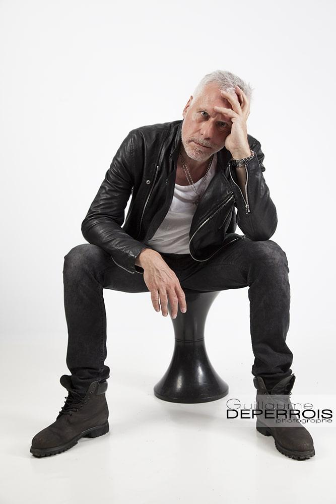 Photographe portrait studio Francis 3 à montpellier