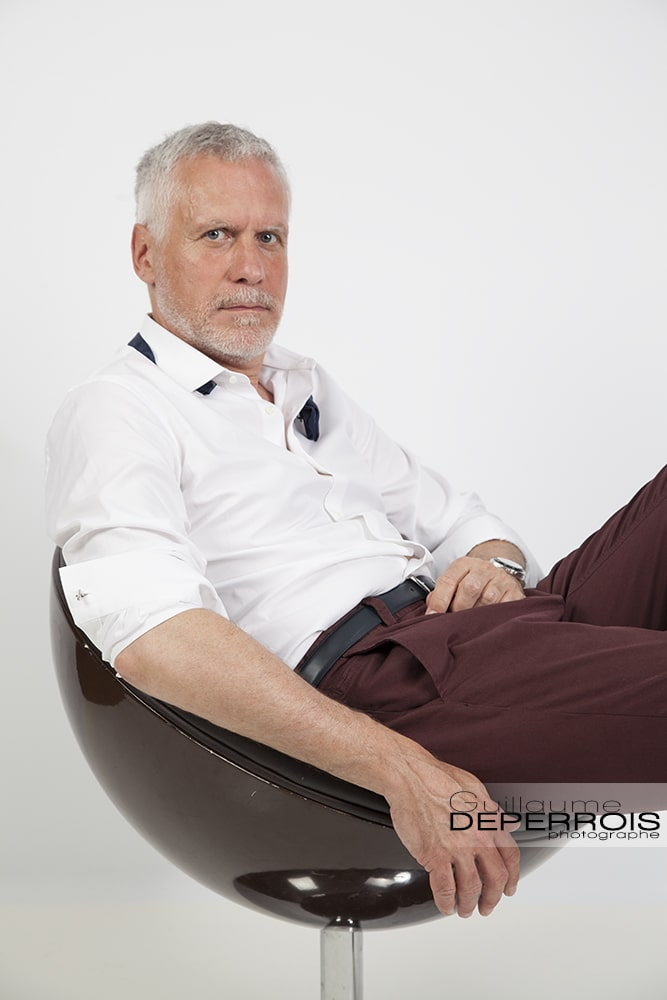 Photographe portrait studio Francis 5 à montpellier
