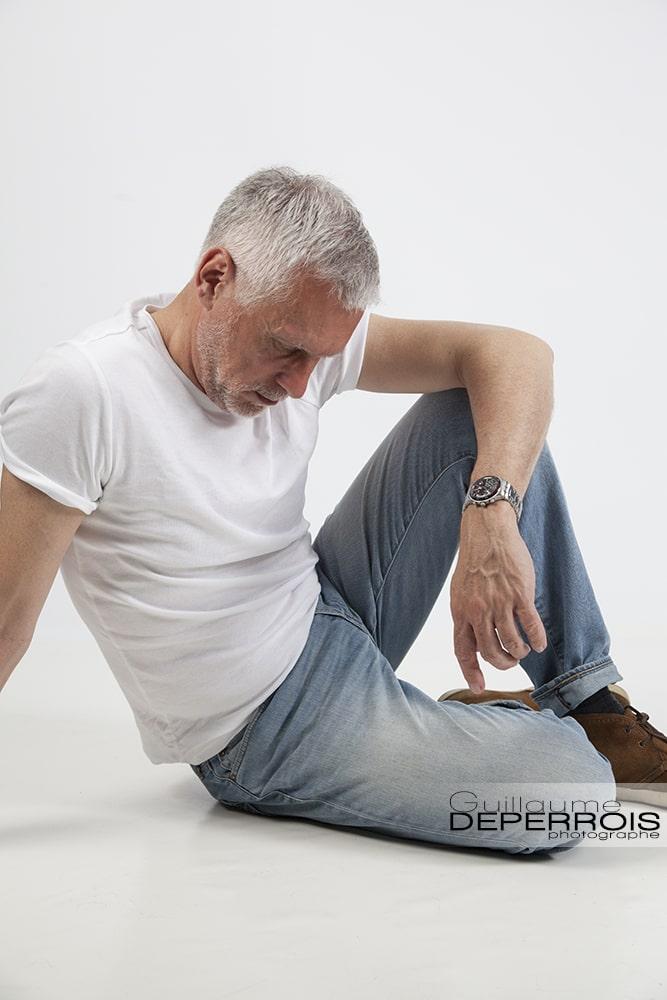 Photographe portrait studio Francis 6 à montpellier