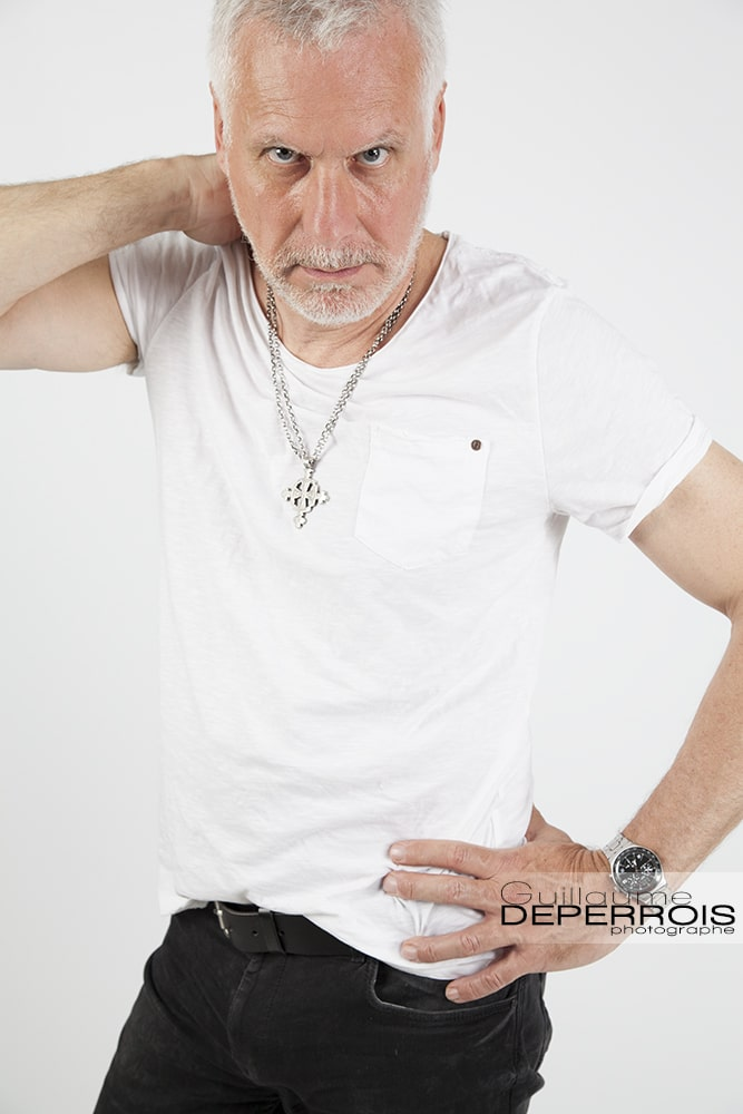 Photographe portrait studio Francis 7 à montpellier