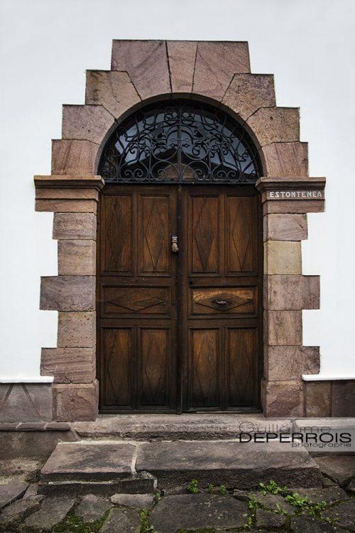Porte Basque - Édition limitée