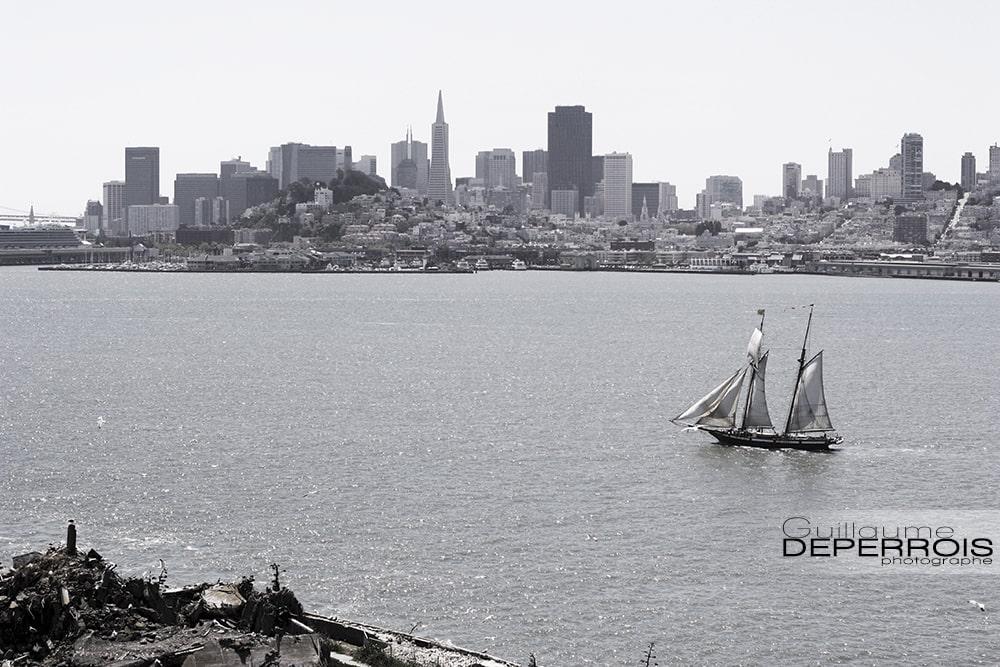 San Francisco tirage d 'art