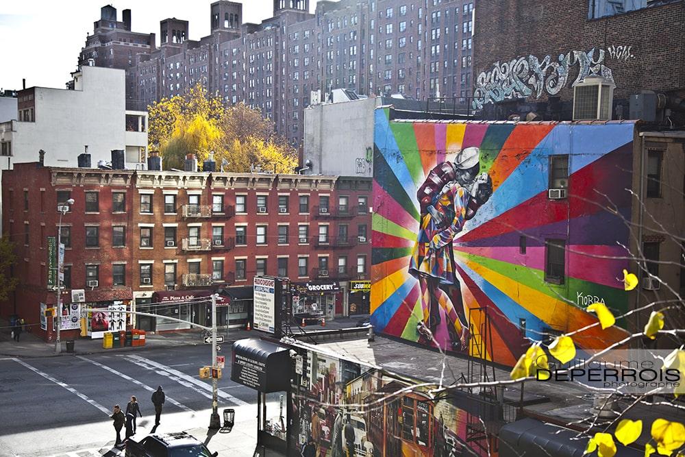 Street Art New York tirage d'art