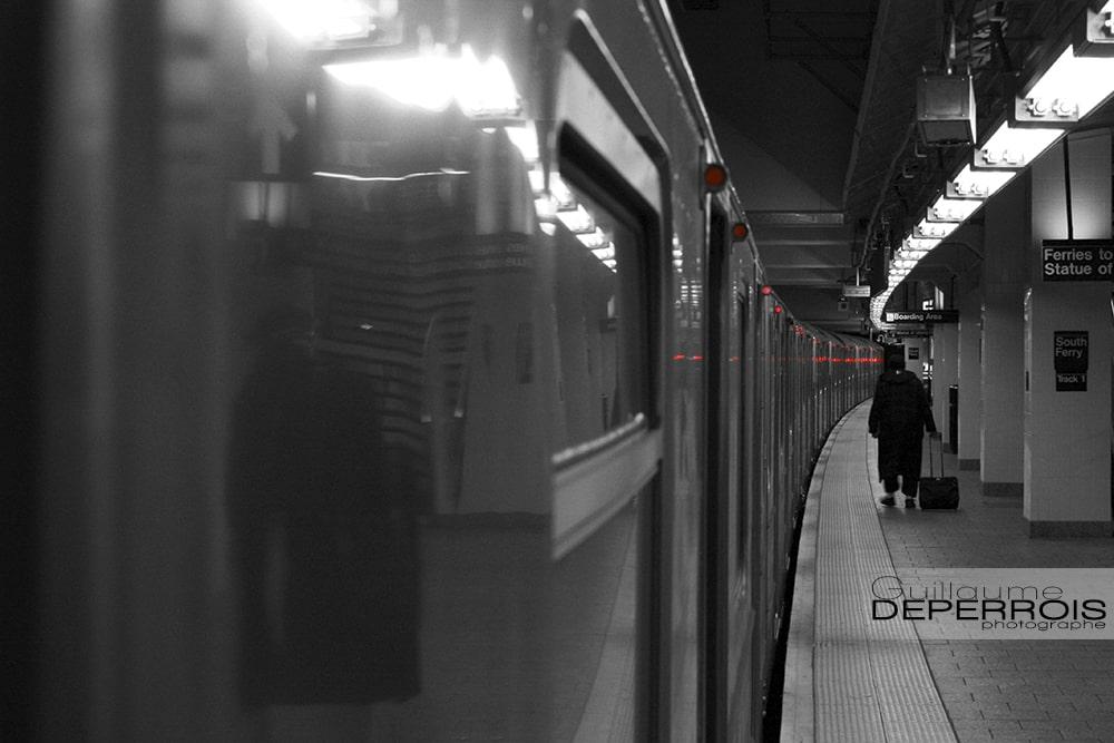 Tube New York tirage d'art