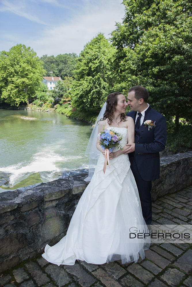 """photographe de mariage """"Charlotte & Nicolas"""" au Pays Basque 14"""