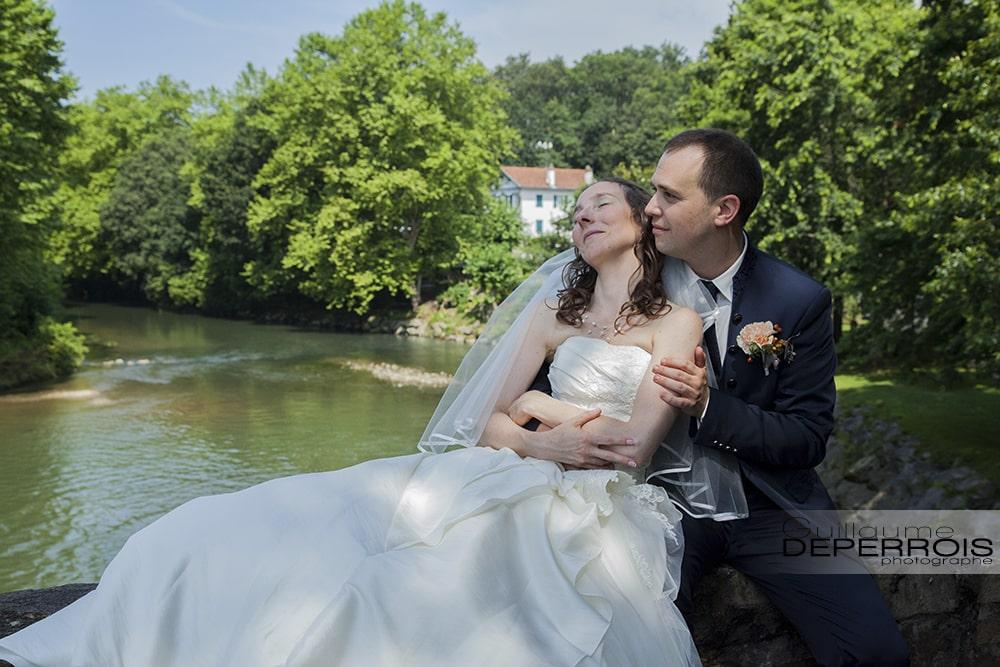 """photographe de mariage """"Charlotte & Nicolas"""" au Pays Basque 18"""