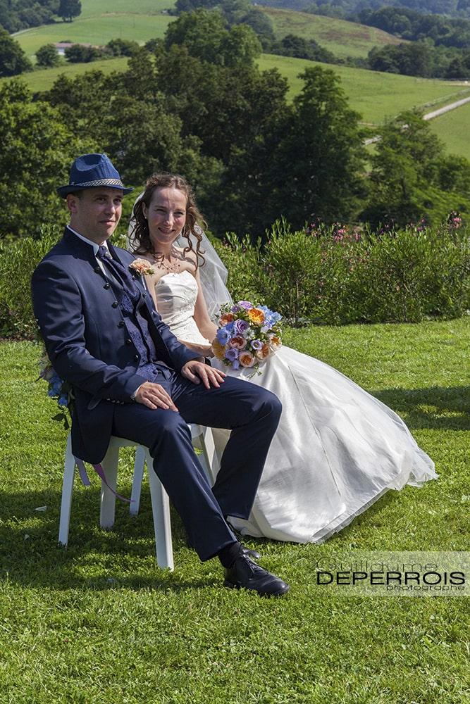 """photographe de mariage """"Charlotte & Nicolas"""" au Pays Basque 28"""