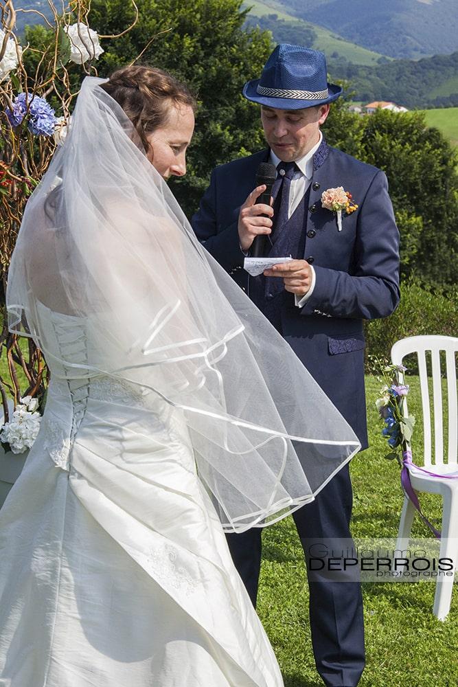 """photographe de mariage """"Charlotte & Nicolas"""" au Pays Basque 29"""