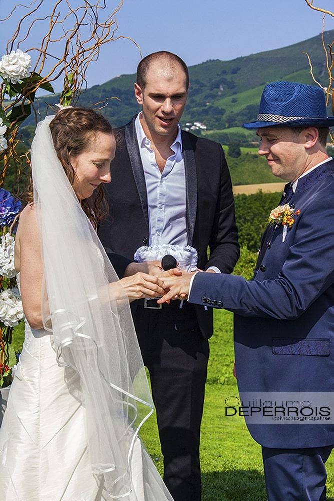 """photographe de mariage """"Charlotte & Nicolas"""" au Pays Basque 30"""