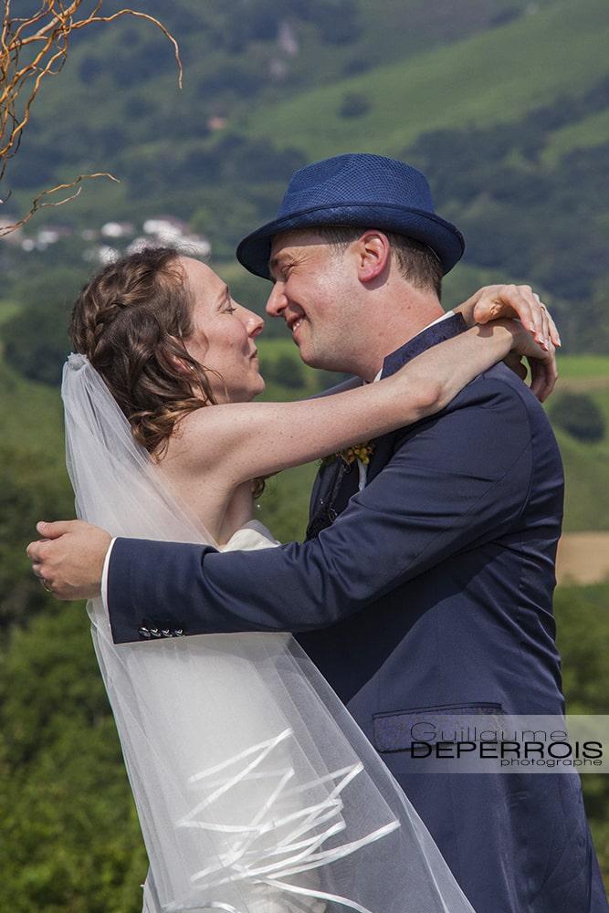 """photographe de mariage """"Charlotte & Nicolas"""" au Pays Basque 33"""