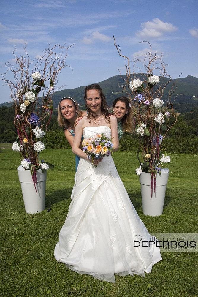 """photographe de mariage """"Charlotte & Nicolas"""" au Pays Basque 37"""