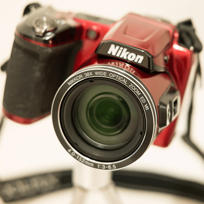 appareil photo bridge numérique nikon