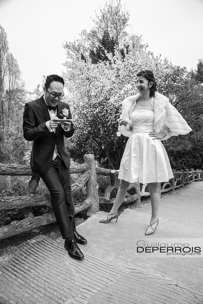 photographe de mariage Paris 1
