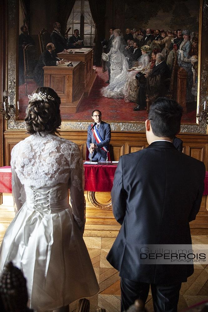 photographe de mariage Paris 11