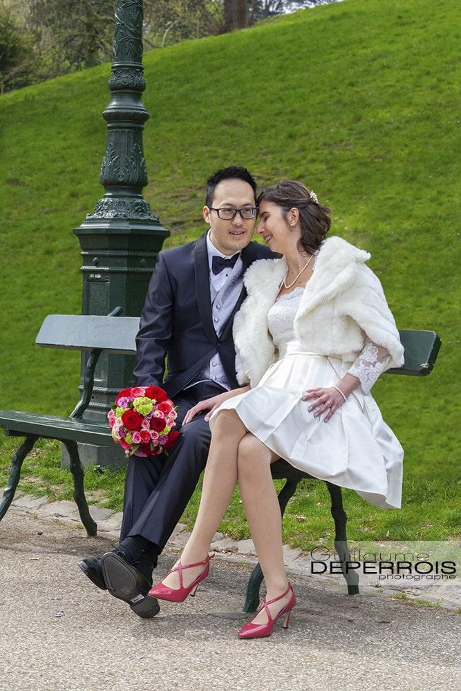 photographe de mariage Paris 12