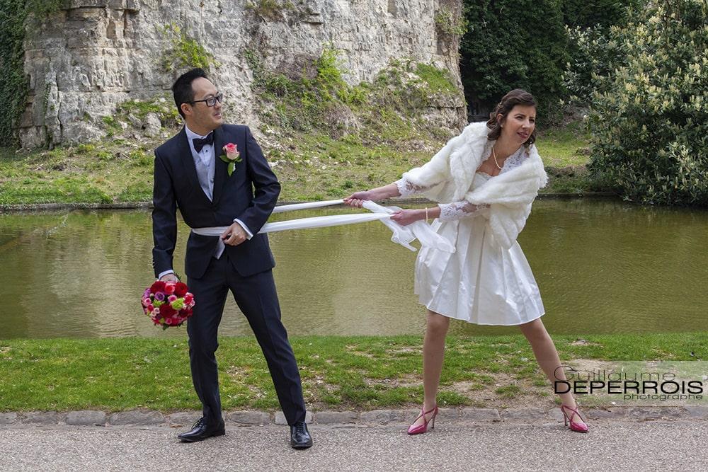 photographe de mariage Paris 14