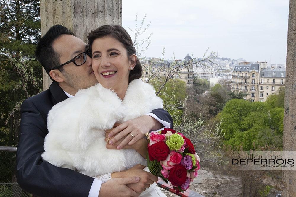 photographe de mariage Paris 15