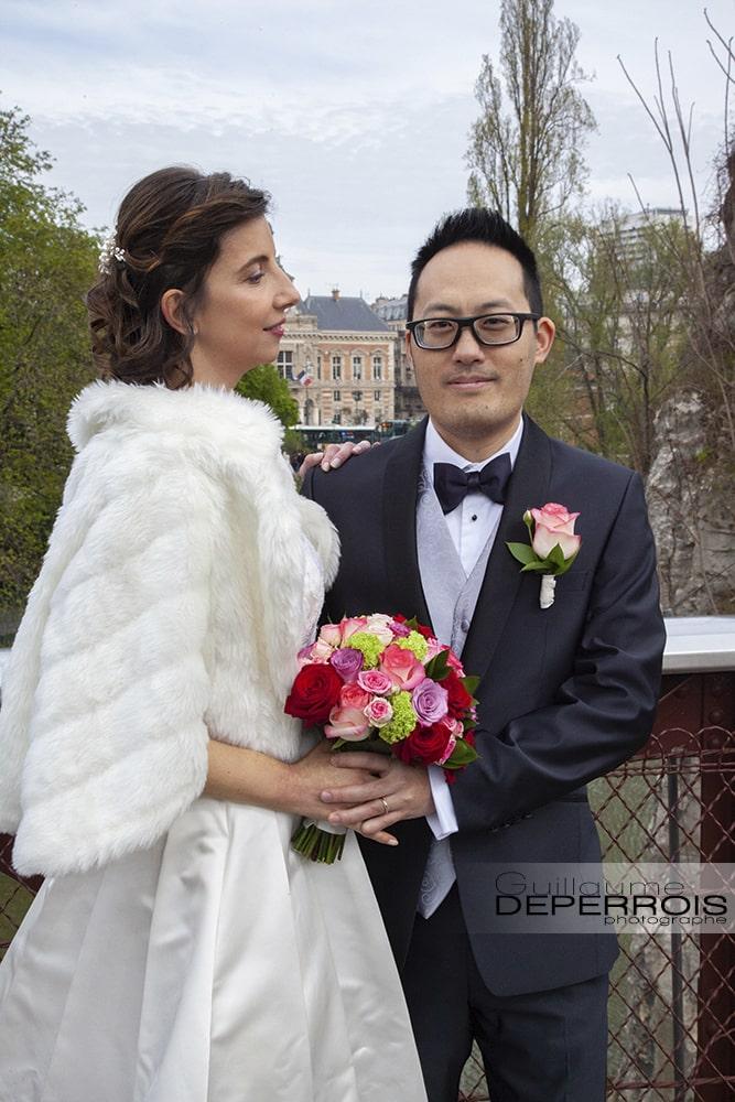 photographe de mariage Paris 2
