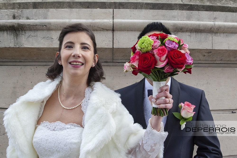 photographe de mariage Paris 8