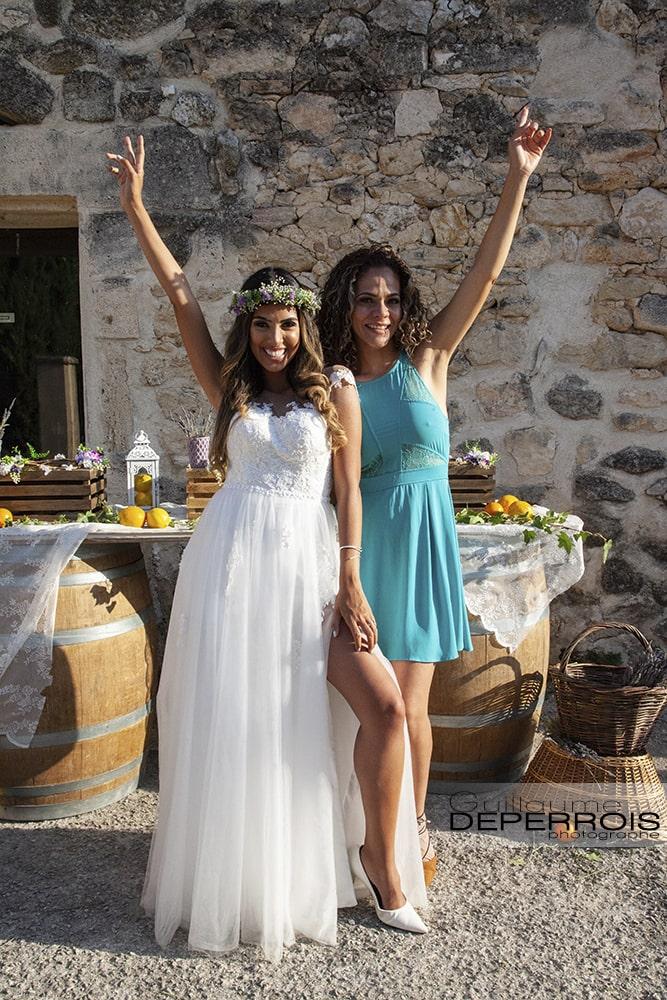 Photographe de mariage « Andréa & Joan » à Montpellier 01