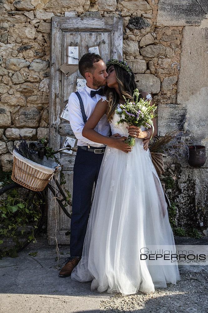 Photographe de mariage « Andréa & Joan » à Montpellier 02