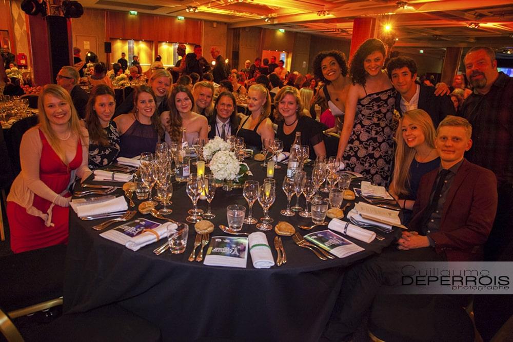 AFS - Diner de Gala du centenaire