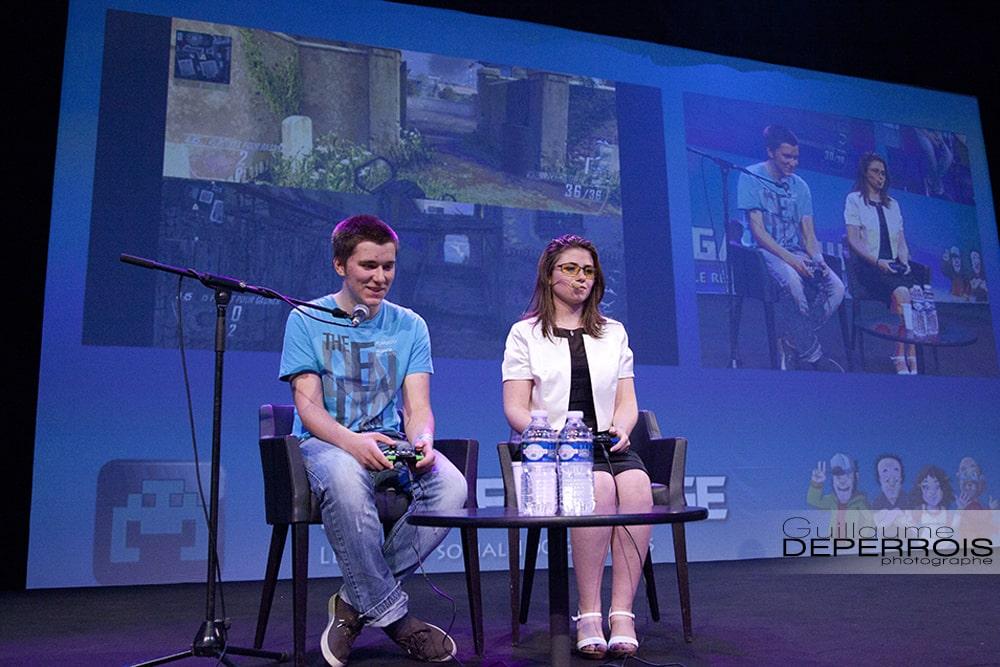 Comic con - Convention sur les jeux vidéos
