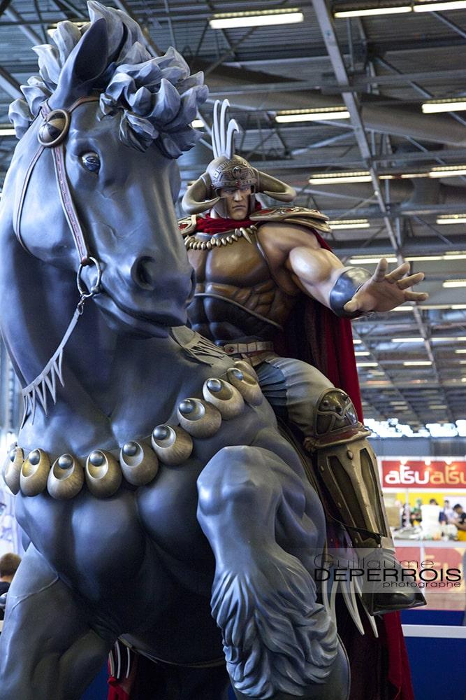 Japan Expo - Exposition Tetsuo Hara