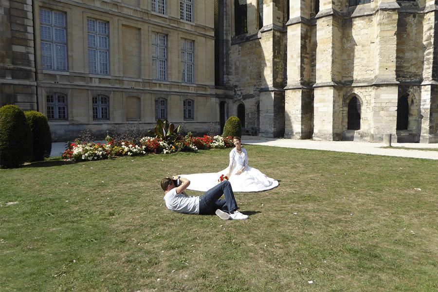 photographe de mariage 1 photo de la mariée