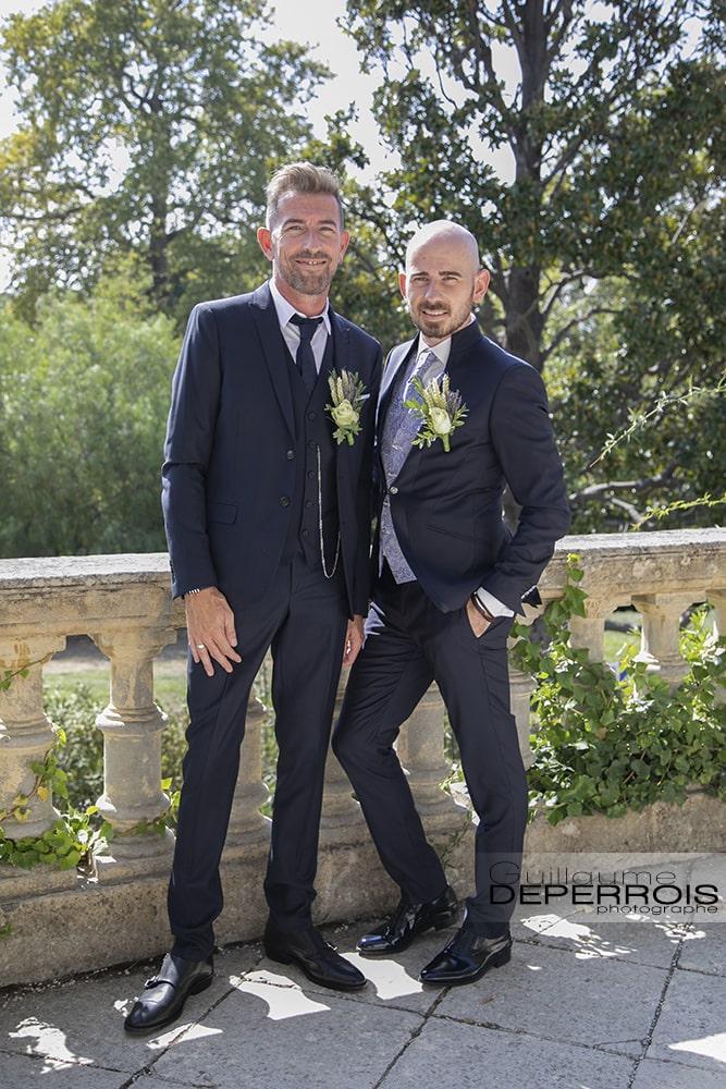 """Photographe de mariage """"François & Thomas"""" à Marseille 09"""