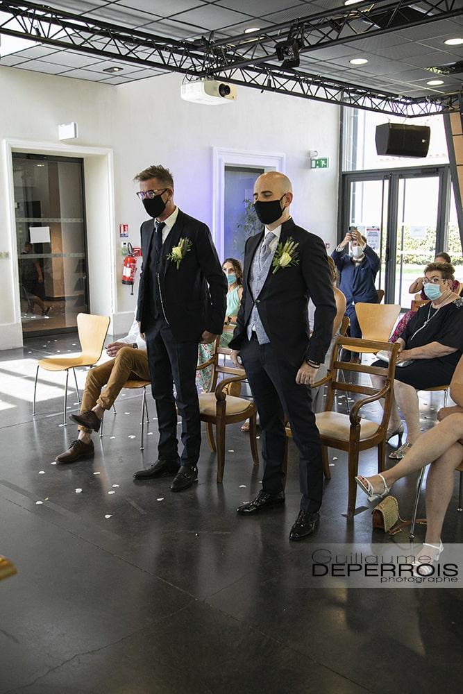 """Photographe de mariage """"François & Thomas"""" à Marseille 16"""