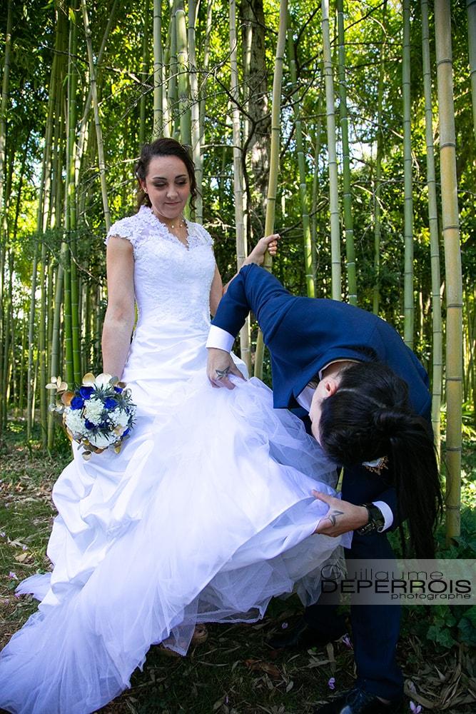 "Photographe de mariage ""Sophie & Caro"" à Nîmes 03"