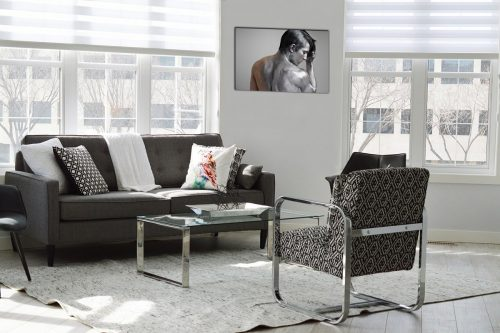 The Duality decor de style moderne