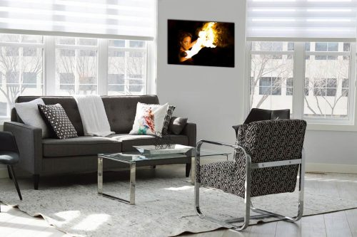 Aline on Fire 2 decor de style moderne