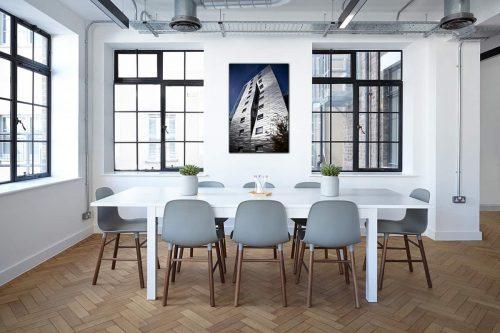 Building new york decor de style industriel