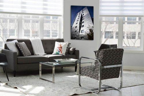 Building new york decor de style moderne