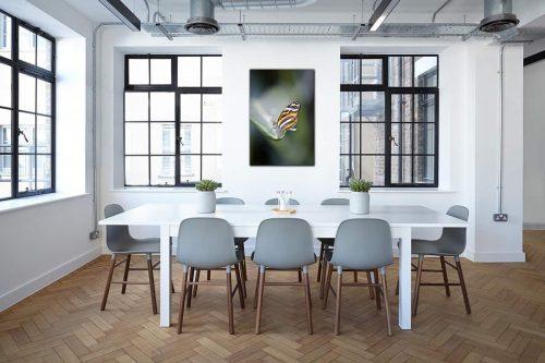 Butterfly 2 decor de style industriel