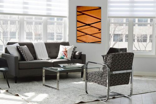 Cross 2 decor de style moderne