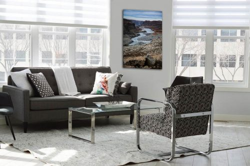 Dettifoss Iceland decor de style moderne