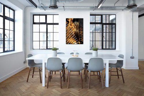 Flame Toronto decor de style industriel