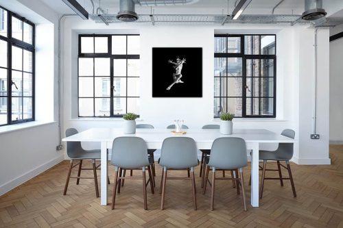 Jazzy 7 decor de style industriel