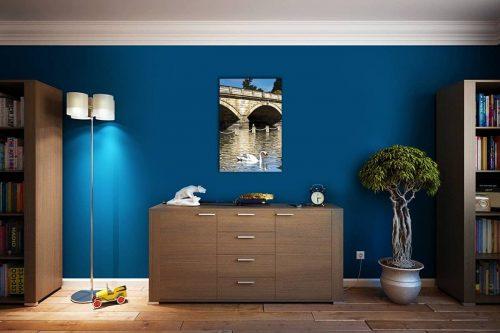 London Hyde decor de style cosy