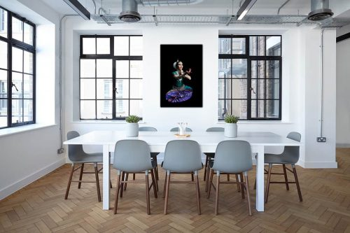 Odissi 122 decor de style industriel