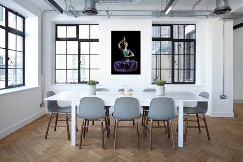 Odissi 128 decor de style industriel